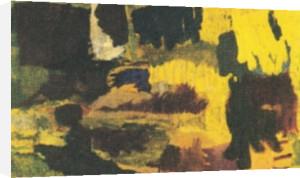 Ohne Titel (1991) by Per Kirkeby