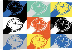 Watches x9 by Tom Slaughter