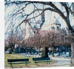 Notre Dame by Ernesto Rodriguez