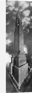 Chrysler Building by New York Buildings