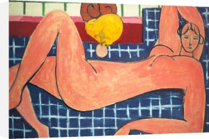 Pink Nude by Henri Matisse