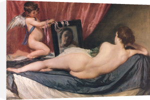 The Toilet of Venus ('The Rokeby Venus') by Diego Rodriguez de Silva Velazquez