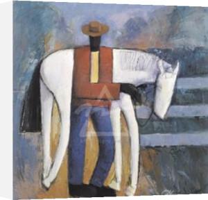 White Pony by Joseph Holston