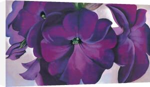 Petunias, 1925 by Georgia O'Keeffe