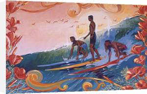 Last Wave In by Ron Croci