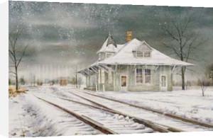 Liberty Depot by William Mangum