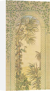 Date Palm by Iksel
