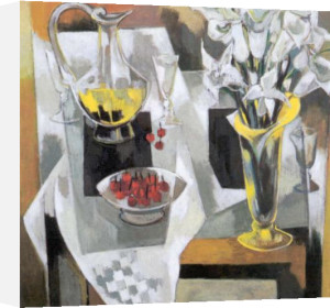 White Lilies by Pierre Pivet