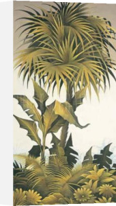 Antique Palm I by Kevin McPherrin