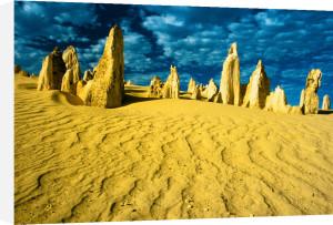 Pinnacle Desert, Australia by Roland Marske