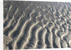 Sand ripples by Heinz Krimmer