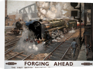 Forging Ahead by The National Archives