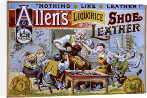 Allen's Liquorice by The National Archives