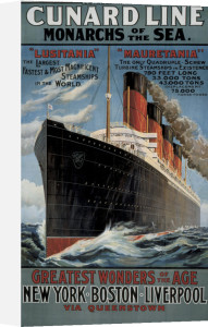 Cunard Line II by The National Archives