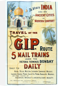 Great Indian Peninsula Railway by The National Archives