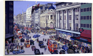 Oxford Street Scene by The National Archives