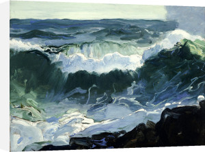 Comber by George Wesley Bellows