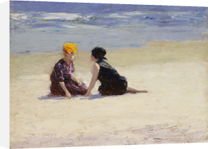 Confidences by Edward Henry Potthast