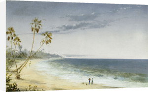 Cuban Landscape by Charles de Wolf Brownell