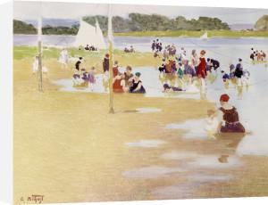 Bathers by Edward Henry Potthast