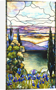Lakeland Scene Window by Lederle & Geisler