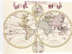 Nieue Hand-Atlas, Amsterdam, Circa 1760 by Christie's Images