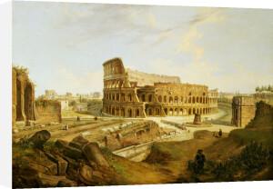 The Colisseum, Rome by Jean Victor Louis Faure