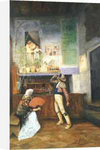 The Farewell by Juan Battista Guzman