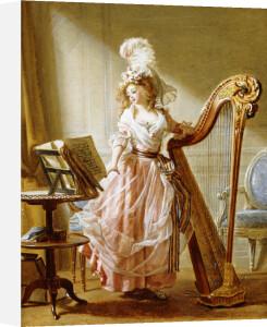 The Music Lesson, 1788 by Michel Garnier