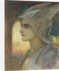 St Joan Of Arc by Sir William Blake Richmond