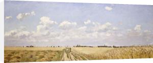 Summer, 1872 by Camille Pissarro