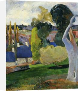 Farm in Brittany II, 1894 by Paul Gauguin