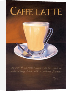 Urban Caffe Latte by Paul Kenton