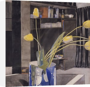 Yellow Tulips, C. 1922 by Charles Rennie Mackintosh