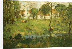 A Scottish Farm by James Whitelaw Hamilton