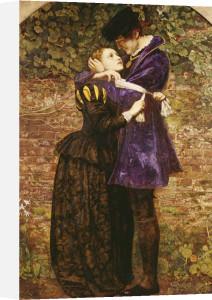 The Huguenot, 1852 by Sir John Everett Millais