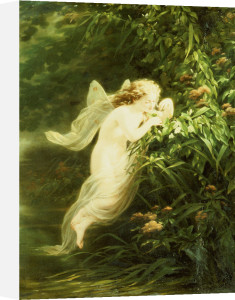 The Spirit Of The Morning by Fritz Zuber-Buhler