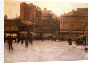 Place Du Delta by Luigi Aloys-François-Joseph Loir