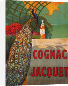 Cognac Jacquet, C.1930 by F. Bouchet