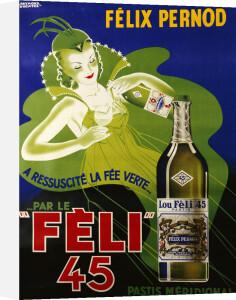 Feli 45, C. 1930 by Raymond Ducatez