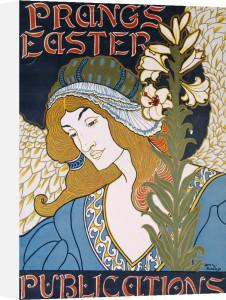 Prang's Easter Publications, 1896 by Louis Rhead