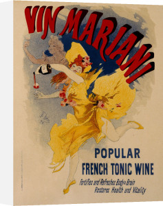 Vin Mariani by Jules Cheret