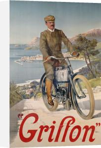Griffon, Circa 1910 by Frederic Hugo d'Alosi