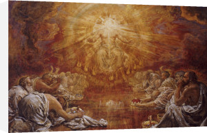 The Four And Twenty Elders, 1911 by Henry John Stock