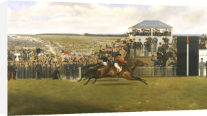 The 1896 Derby by Isaac Cullin