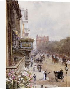 Piccadilly, 1894 by Rose Maynard Barton