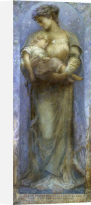 O Holy Night: From Thee I Learn To Bear What Man Has Borne Before!...' , 1897 by Henry Raymond Thompson