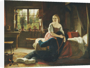 Consolation by Francis Stephen Cary