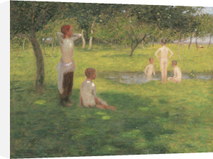 On A Summer Afternoon, 1892 by Edward Stott