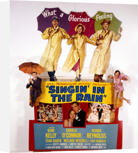 Singin' In The Rain, 1952 by Christie's Images